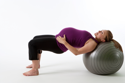 Lose weight safely during pregnancy