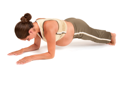 Myth 4 Abdominal Exercises Are Not Safe While Pregnant Truth Having A Strong Core Is Absolutely Essential During Pregnancy And After